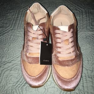 NWT - Zara Sneakers